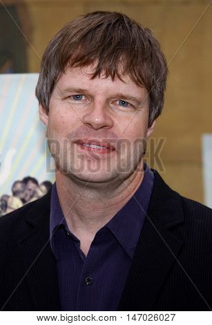 Doug Pray at the Los Angeles premiere of 'Surfwise' held at the Egyptian Theatre in Hollywood, USA on May 6, 2008.