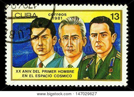 Cuba - Circa 1981