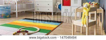Baby Room Carpet