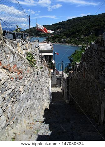 Streets And Alleys Of Portovenere I