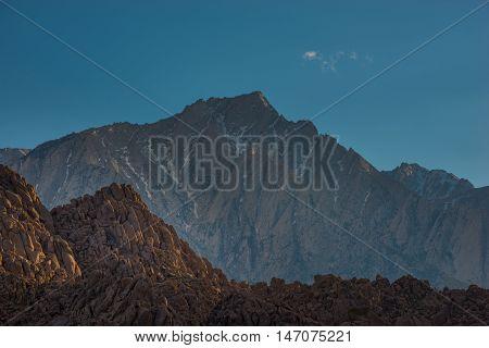 Alabama Hills California Landscape