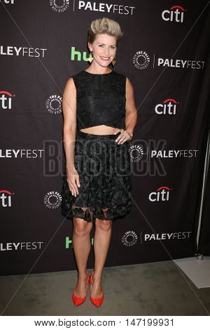 LOS ANGELES - SEP 13:  Rachel Sullivan at the PaleyFest 2016 Fall TV Preview - NBC at the Paley Center For Media on September 13, 2016 in Beverly Hills, CA