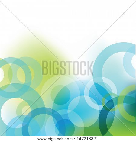 Abstract background with copy space.