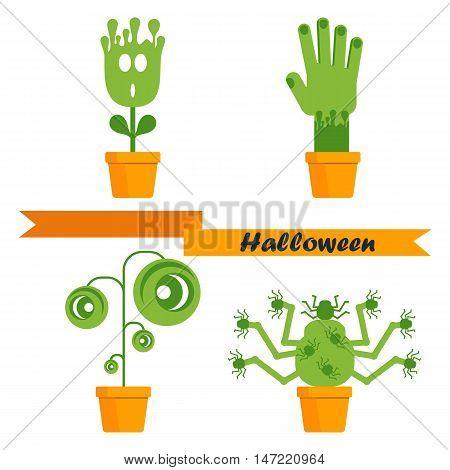 Helloween Strange Plants