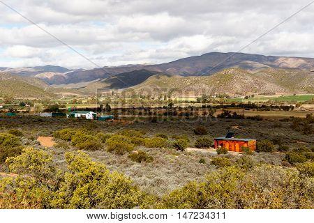 Picture Perfect Landscape - De Rust