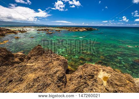 North Shore Snorkeling