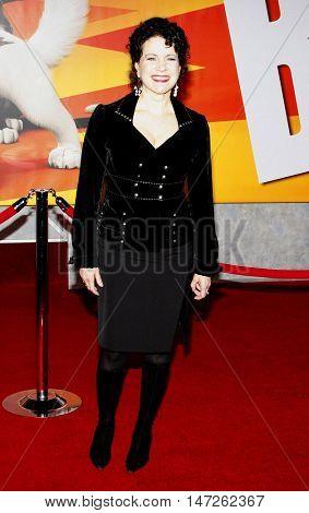 Susie Essman at the World premiere of