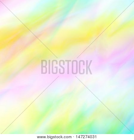 Silky abstract vector background in pastel colors. Vector EPS 10