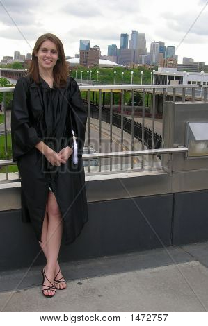 Graduation In The Twin Cities