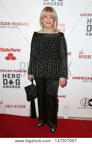 LOS ANGELES - SEP 10:  Candy Spelling at the 2016 American Humane Hero Dog Awards at the Beverly Hilton Hotel on September 10, 2016 in Beverly Hills, CA