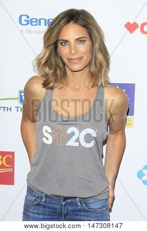 LOS ANGELES - SEP 9:  Jillian Michaels at the 5th Biennial Stand Up To Cancer at the Walt Disney Concert Hall on September 9, 2016 in Los Angeles, CA