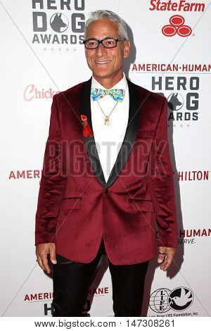 LOS ANGELES - SEP 10:  Greg Louganis at the 2016 American Humane Hero Dog Awards at the Beverly Hilton Hotel on September 10, 2016 in Beverly Hills, CA