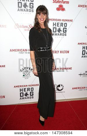 LOS ANGELES - SEP 10:  Victoria Stilwell at the 2016 American Humane Hero Dog Awards at the Beverly Hilton Hotel on September 10, 2016 in Beverly Hills, CA