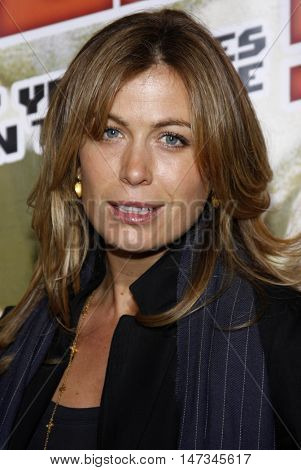 Sonya Walger at the Los Angeles premiere of 'Noble Son' held at the Egyptian Theater in Hollywood, USA on December 2, 2008.