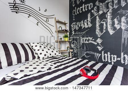 Designed For A Music Lover