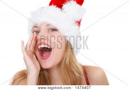 The Cheerful Girl