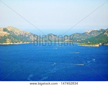 Cala Pi De La Posada, Formentor, Majorca