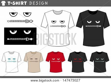 T Shirt Design With Core