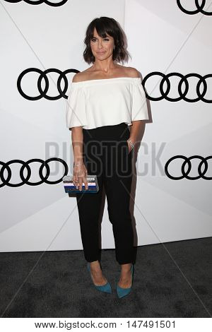 LOS ANGELES - SEP 15:  Constance Zimmer at the Audi Celebrates The 68th Emmys at the Catch on September 15, 2016 in West Hollywood, CA