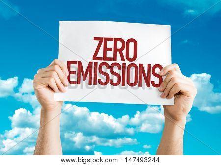Zero Emissions Concept