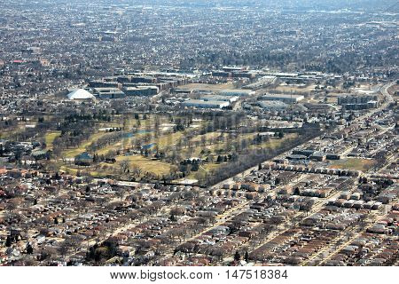 Chicago Suburbs