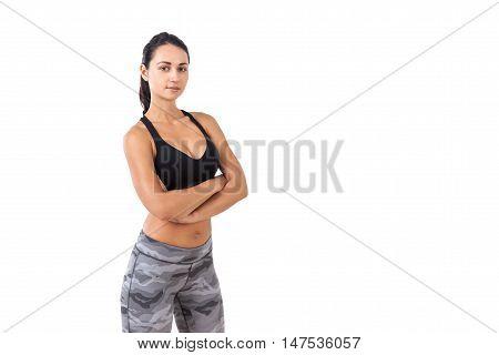 Fitness Coach Portrait
