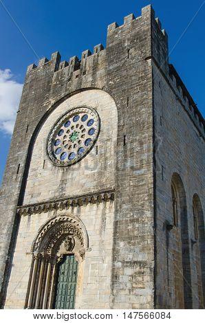 Saint Nicholas Church In Portomarin Camino De Santiago