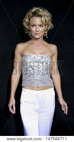 Kelly Carlson at the FX Networks NIP/TUCK 3rd Season premiere held at the El Capitan Theatre in Hollywood, USA on September 10, 2005.