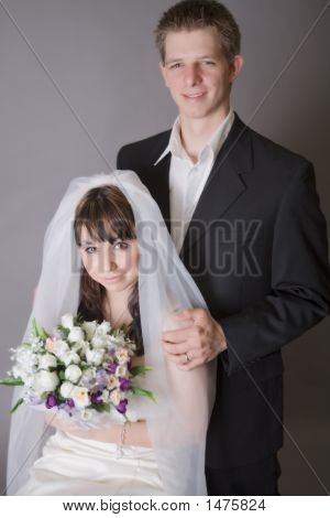 Traditional Wedding Pose