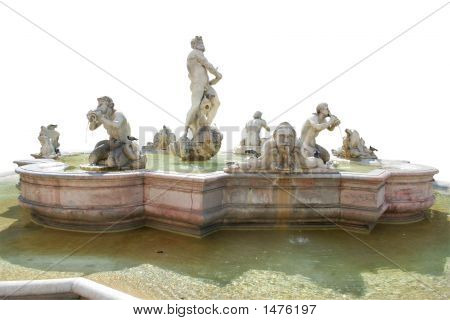 Fountain Of The Neptune