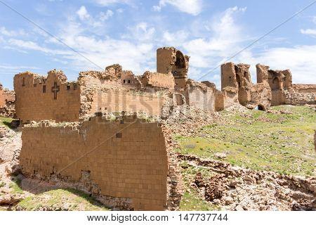 Historical Ani Ruins, Kars Turkey