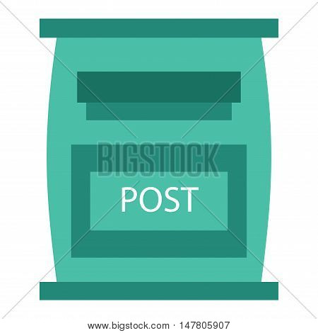 Beautiful rural mailboxes vector illustration. Traditional communication empty postage post mail box. Letter message post mail box service correspondence.