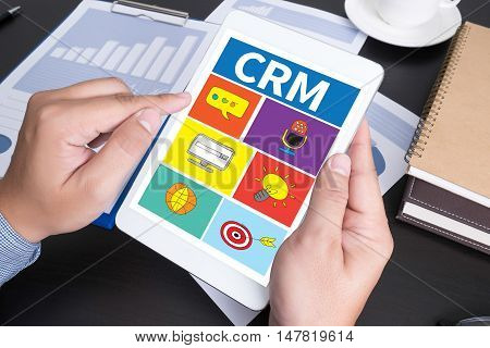 Customer Crm Management Analysis Service Business Crm