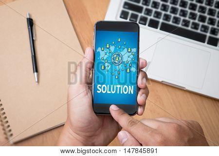 Solution Strategy Planning Branding