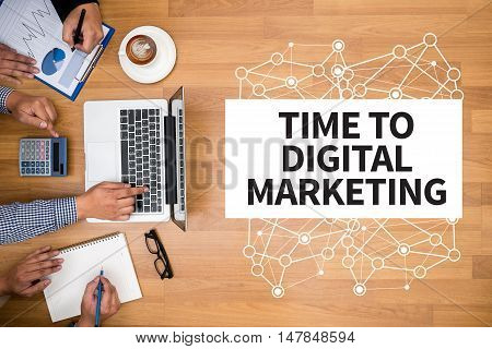 Time To Digital Marketing