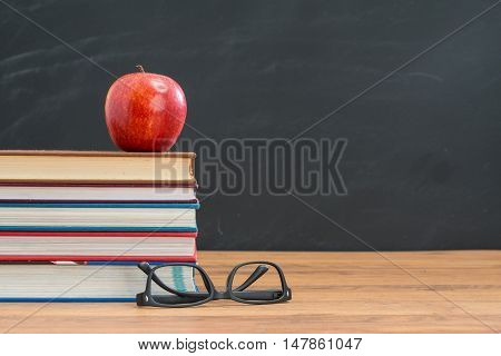 Have Apple For Your Lunch And You Don't Need Glasses For Back To School