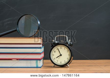 Time Is Passing Very Quickly When You Study Hard