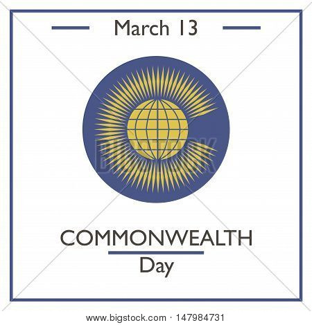 Commonwealth Day, March 13