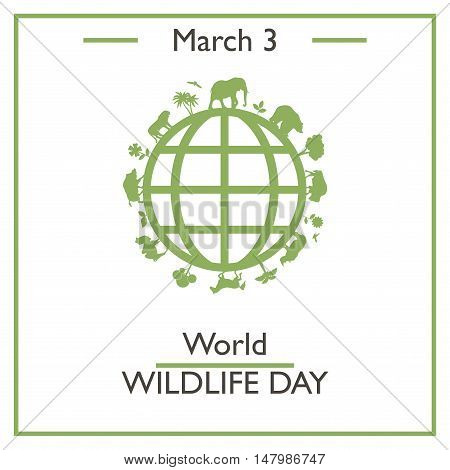 World Wildlife Day, March 3