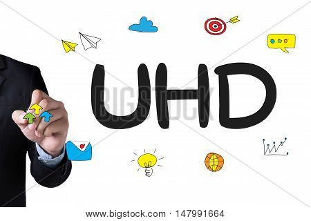 Uhd - User Help Desk