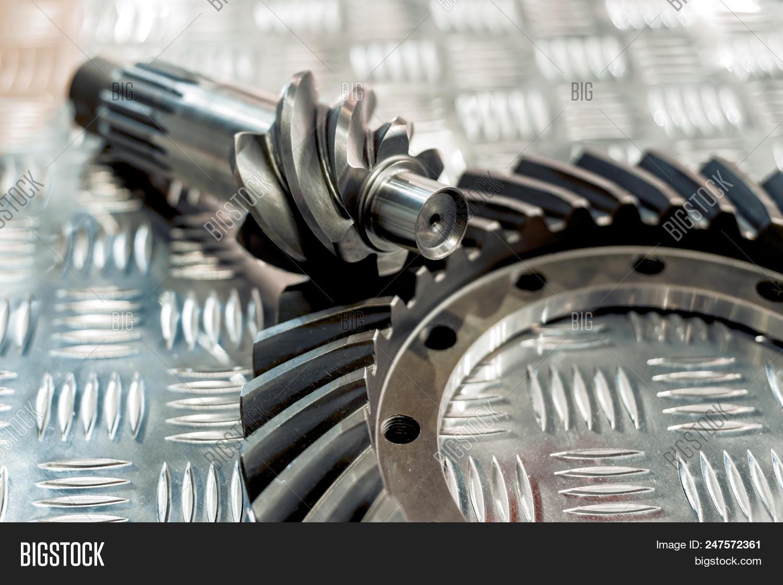 Spiral Bevel Gear Image & Photo (Free Trial) | Bigstock