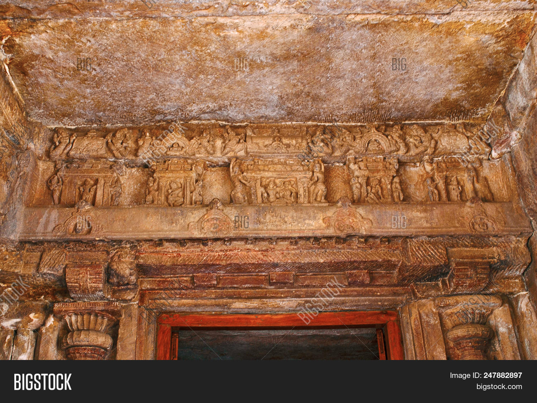 Carvings above door image & photo free trial bigstock