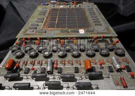 Vintage Computer Board