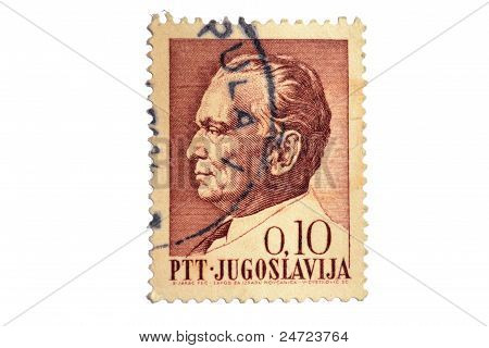 Yugoslavia postage stamp