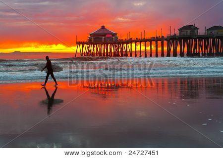 Surf City Huntington Beach Pier
