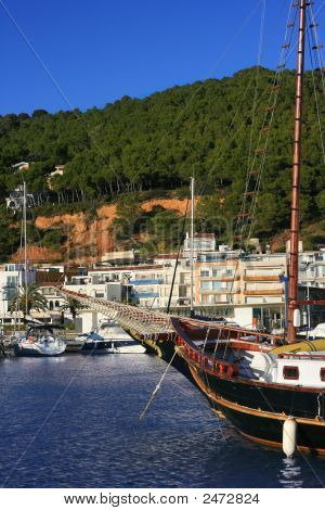 Estartit Port (Costa Brava, Spain)