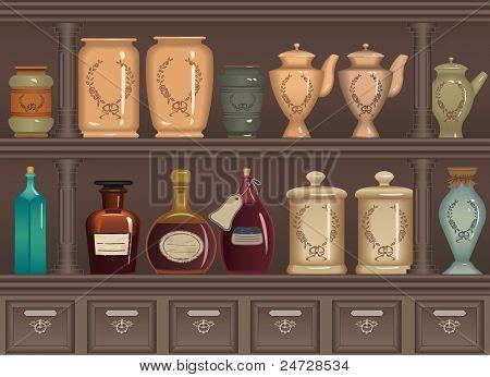 Old Drugstore