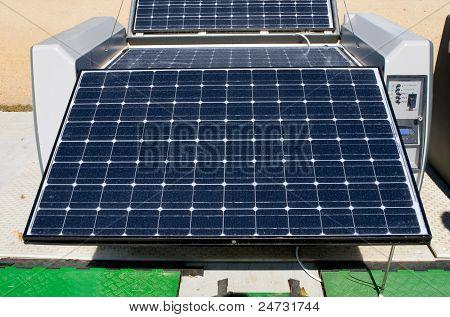 Portable Solar Generator Panels
