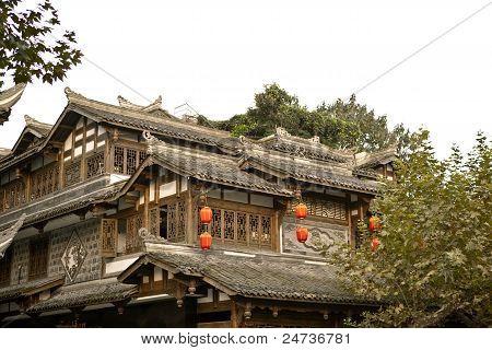 Chinese Style Dwellings