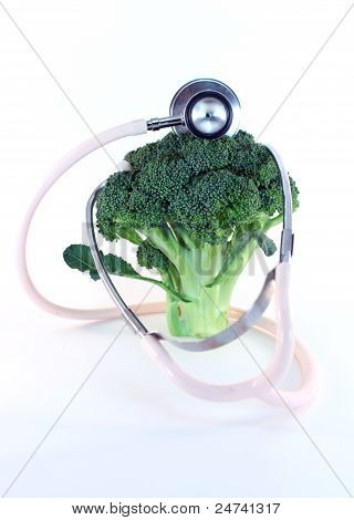 Healthy Eating Broccoli